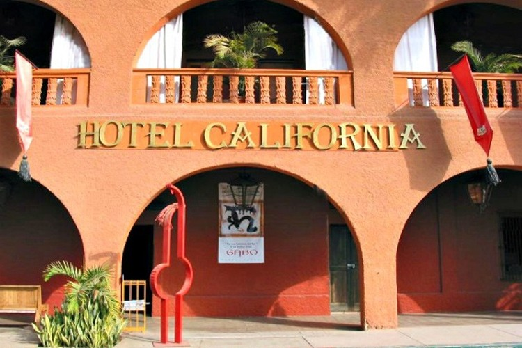 The Hotel California - Jud Cabo Real Estate