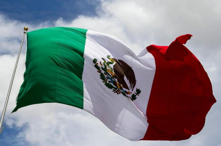 Mexican Flag; Moving to Mexico