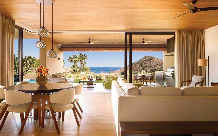 indoor-outdoor living in los cabos