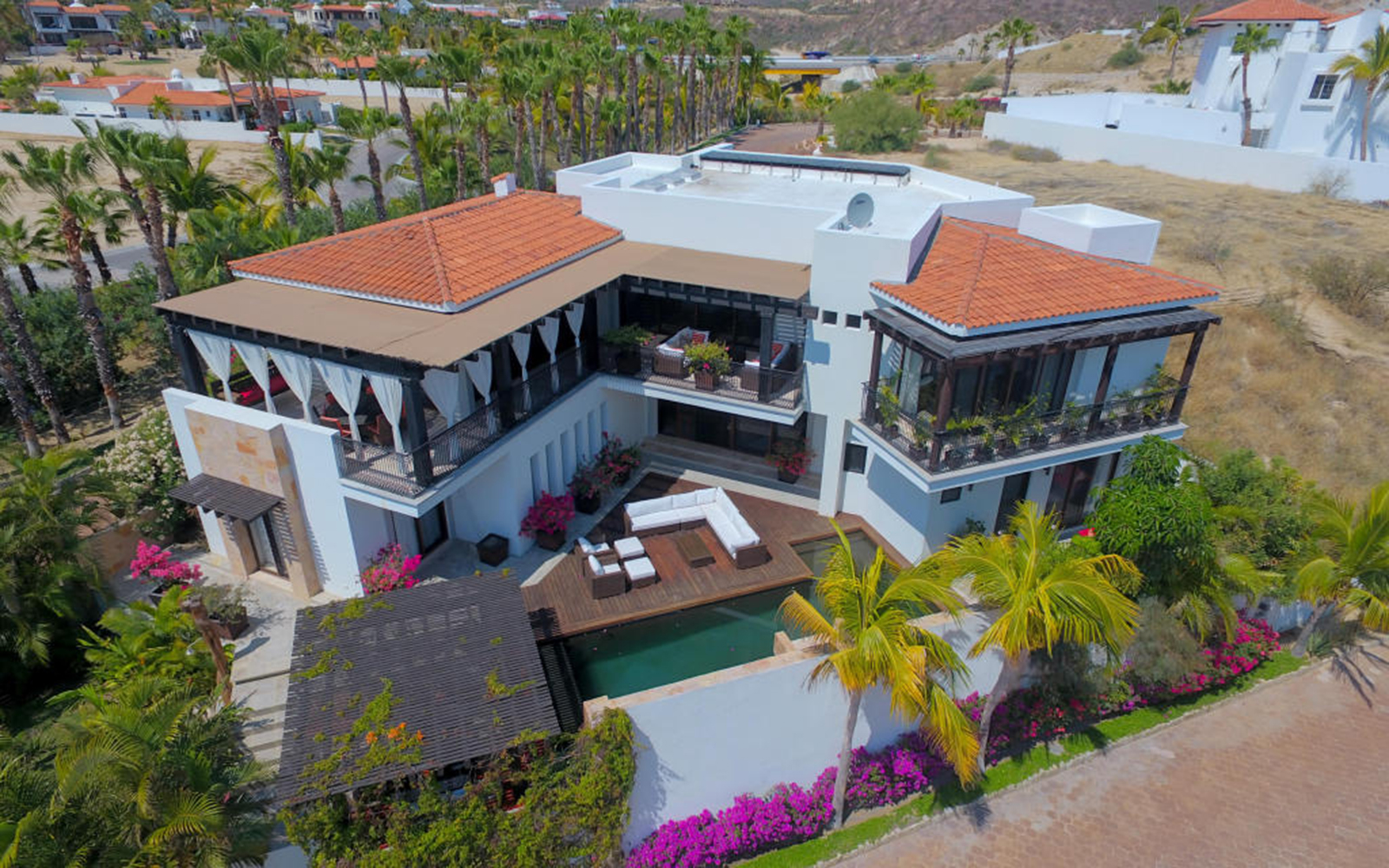 Cabo luxury real estate