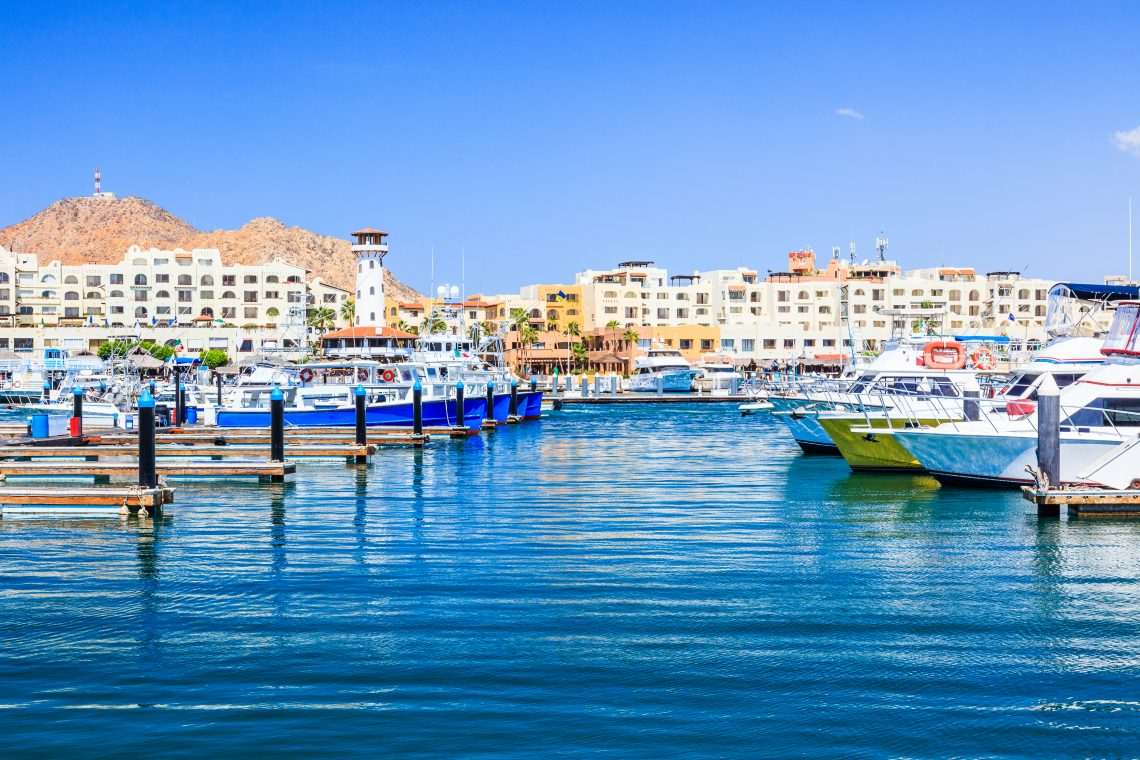 harbor of cabo san lucas